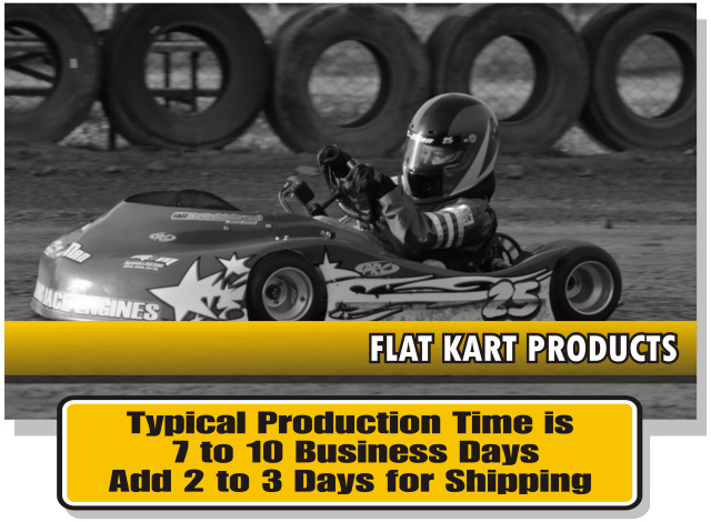 Graphics And Decals For Racing Go Karts Oval Flat Karts Champ Karts Winged Karts Wild Thing Karts And Trailers